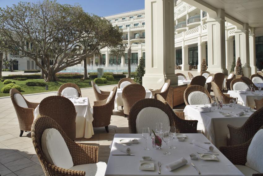 Restaurante Sorolla - Hotel Las Arenas