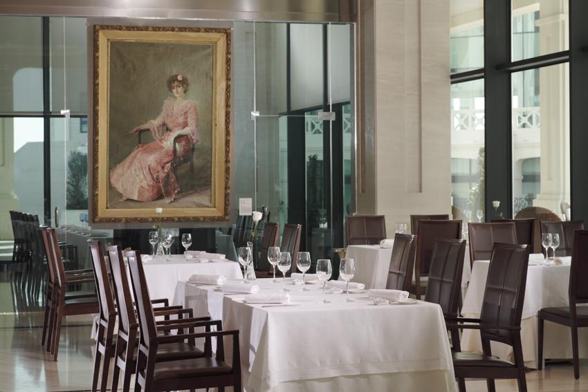 Restaurante Sorolla - Hotel Las Arenas (2) Restaurante Sorolla