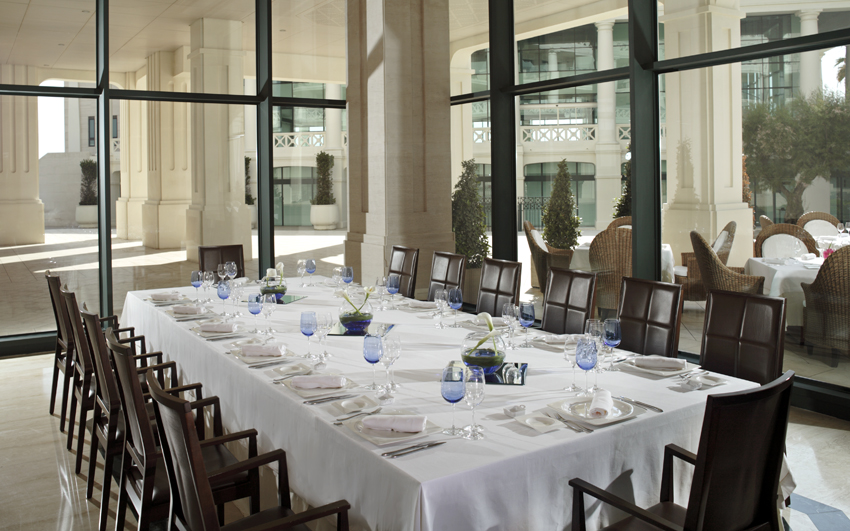 Sorolla - Hotel Las Arenas en Valencia (3) restaurante Privee