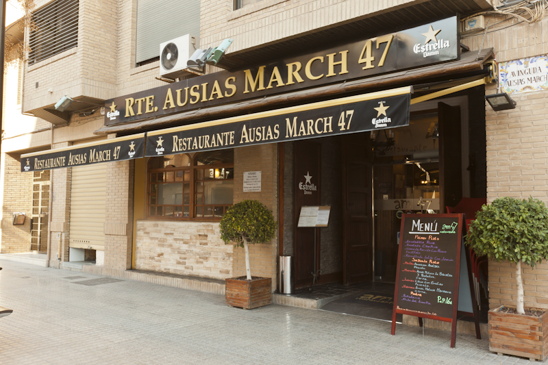 Ausias March 47 en Alboraya