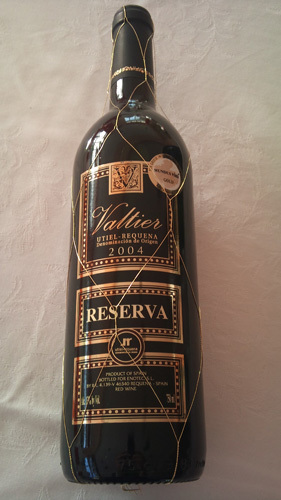 Valtier Reserva 2004