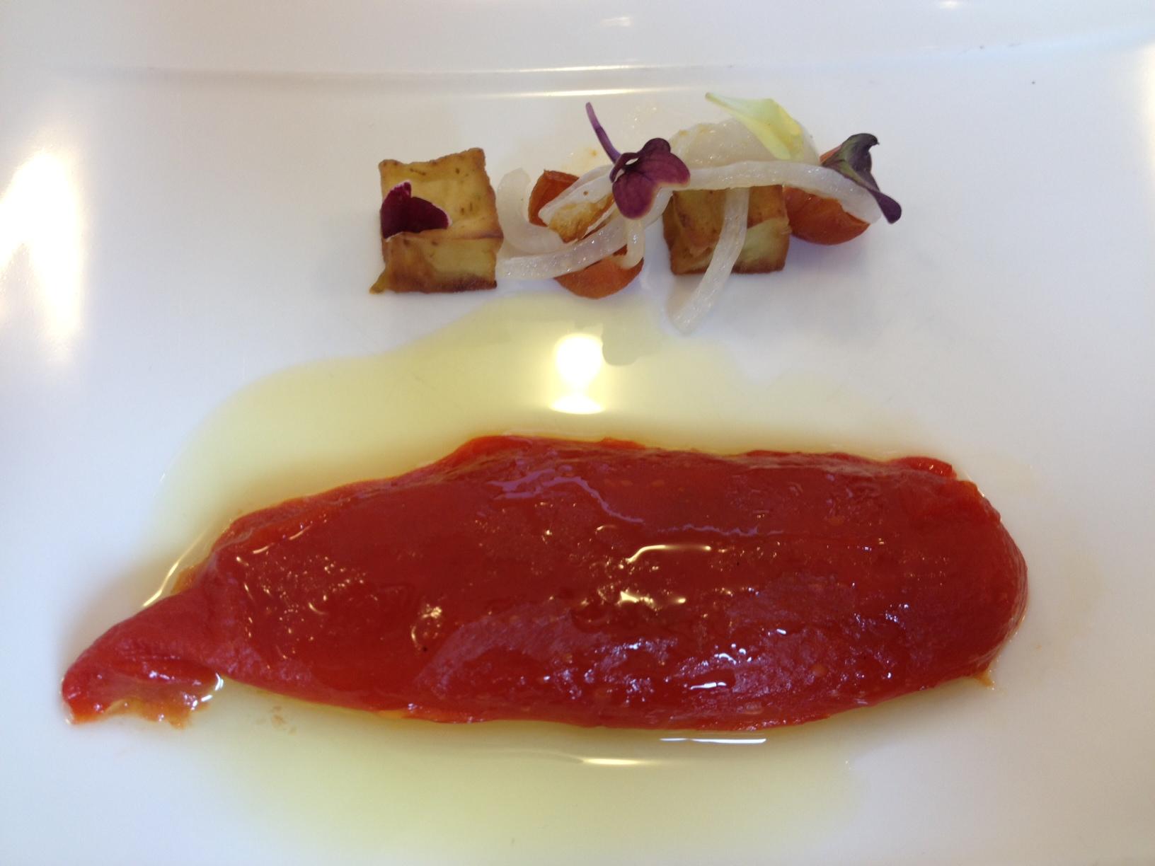 Restaurante El Bohío Versión del Pisto Manchego de El Bohío