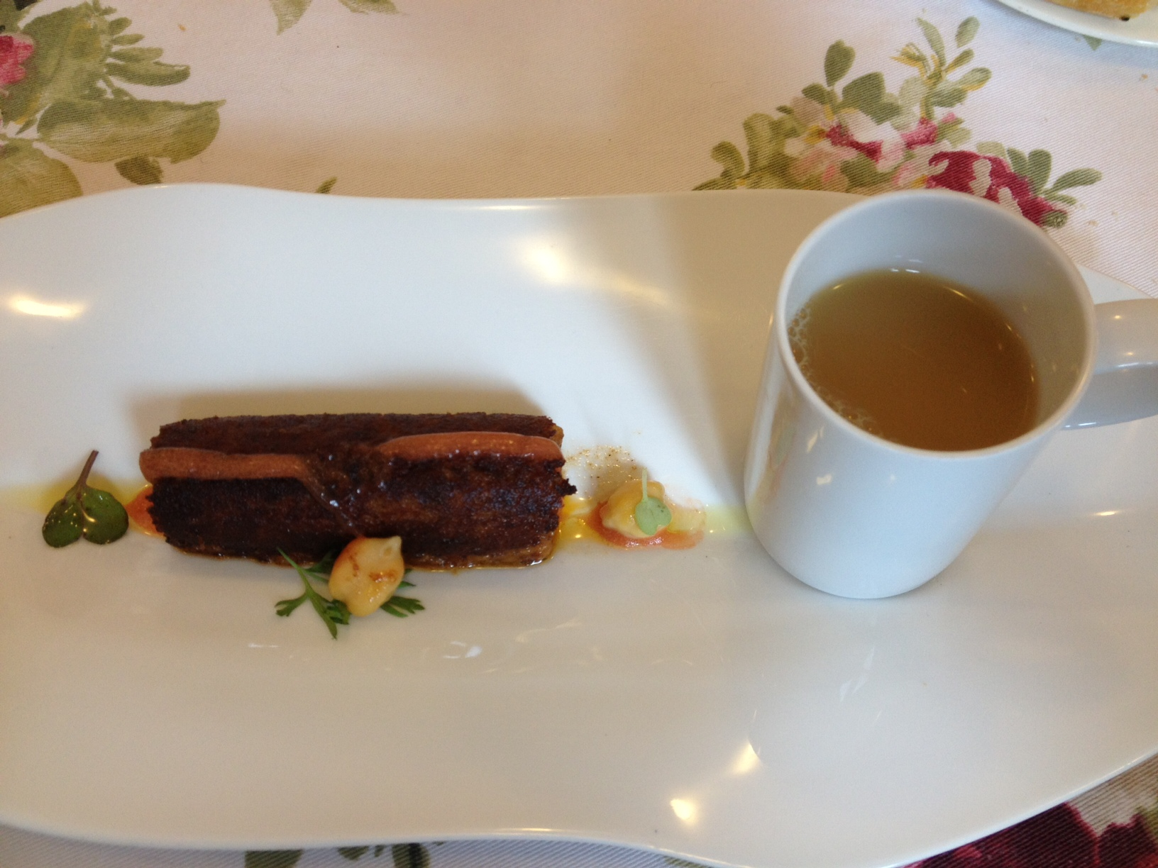 Restaurante en Illescas Ropa Vieja con caldo de Cocido