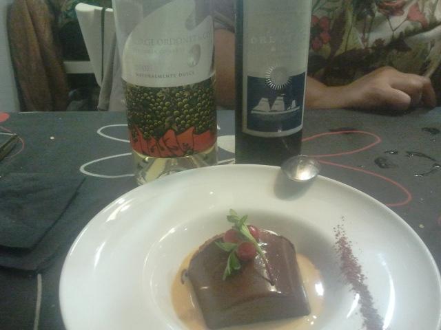 Restaurante Malkebien im-presionante!!!