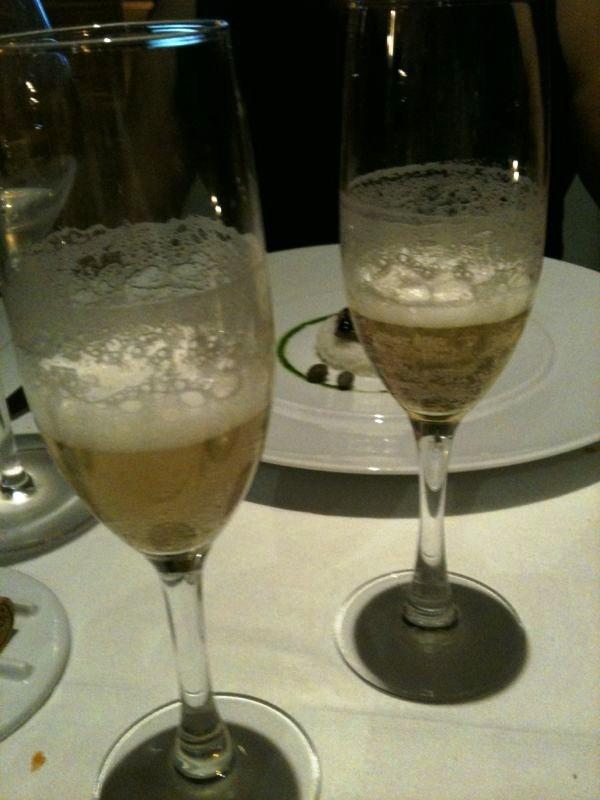 La Salita en Valencia El Champagne de Gazpacho Andaluz