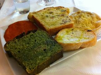 Degustación de panes