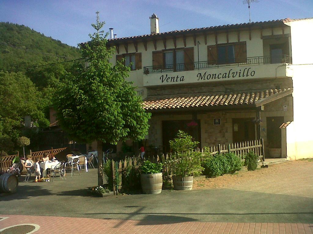 Restaurante en Daroca de Rioja Exterior