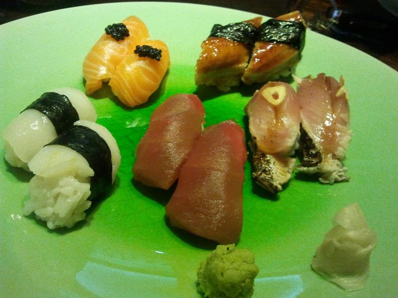 L'Est Sushi del Chef