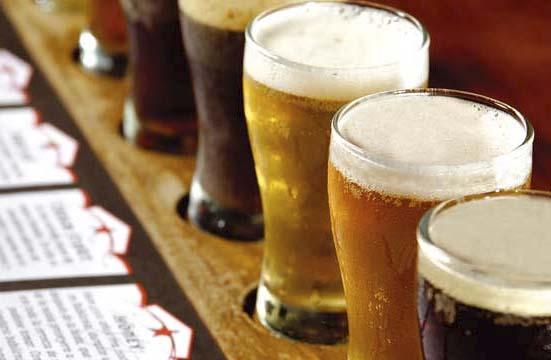 Colores cervezas ale