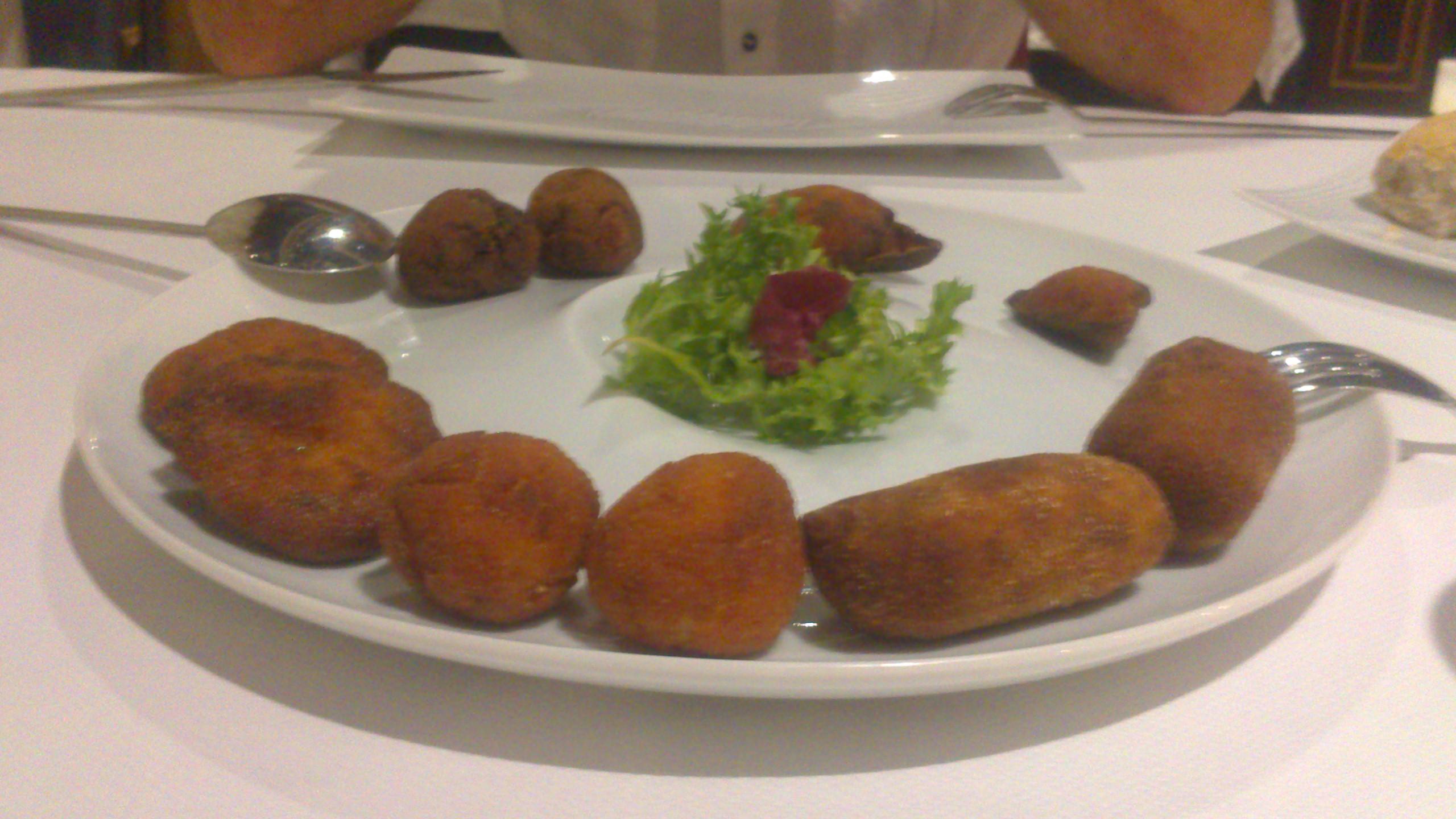 Restaurante Restaurante MiGaea Fritos