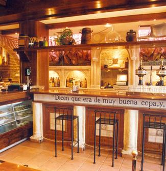 Restaurante Bar Moriles Pata Negra en Córdoba