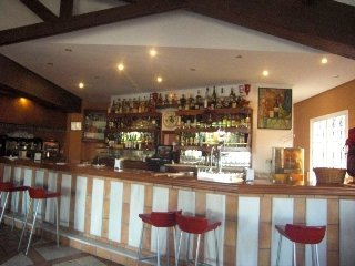 Restaurante Las Camachas del Hotel Don Gonzalo en Montilla