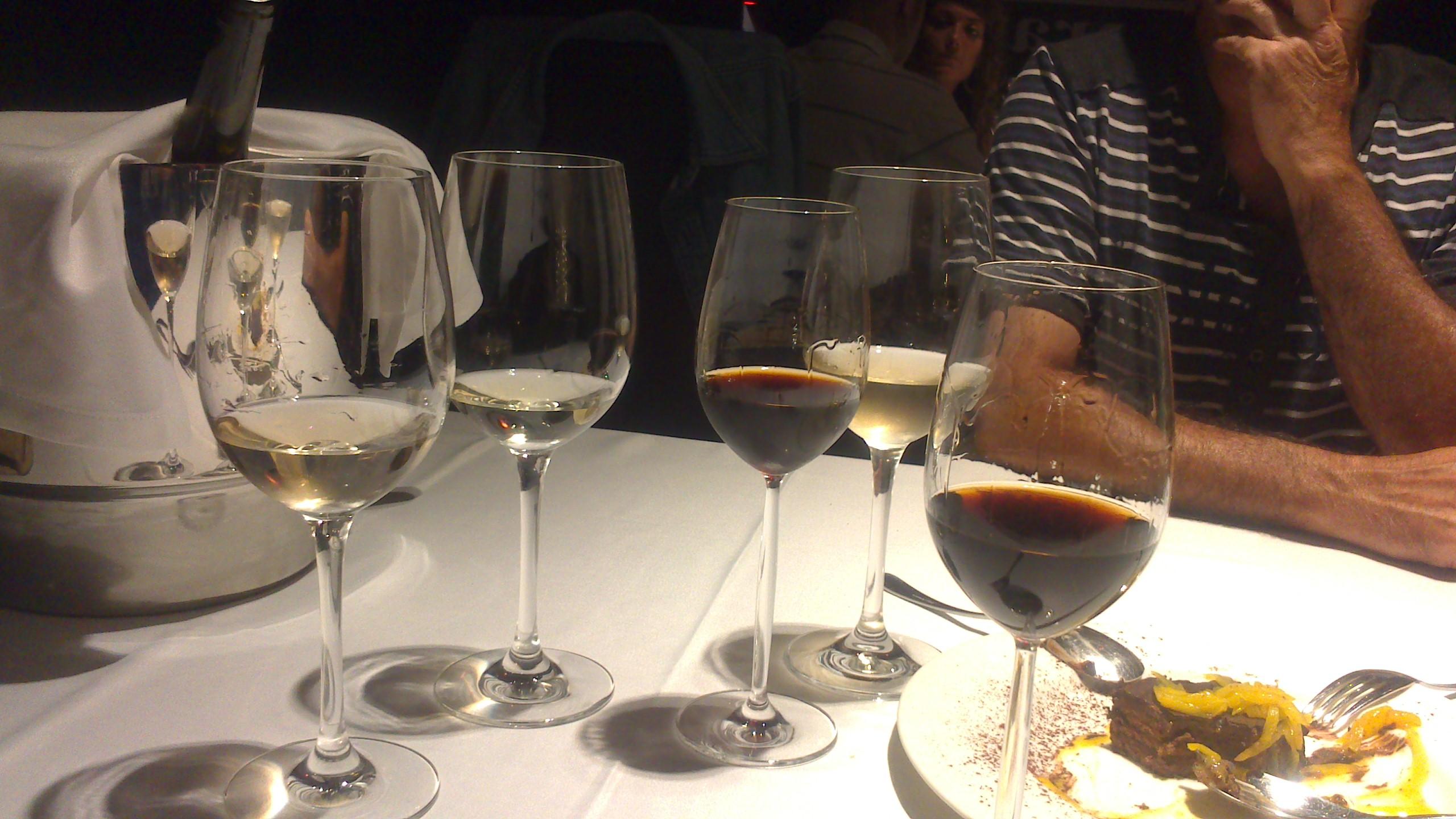 Restaurante Zarate Bilbao Juro que solo éramos 2.