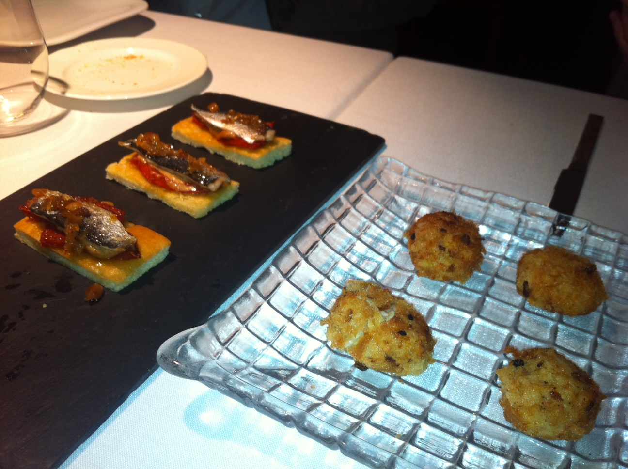 Restaurante en Valencia Croquetas!!