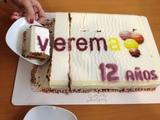 Aniversario 12 aniversario verema col