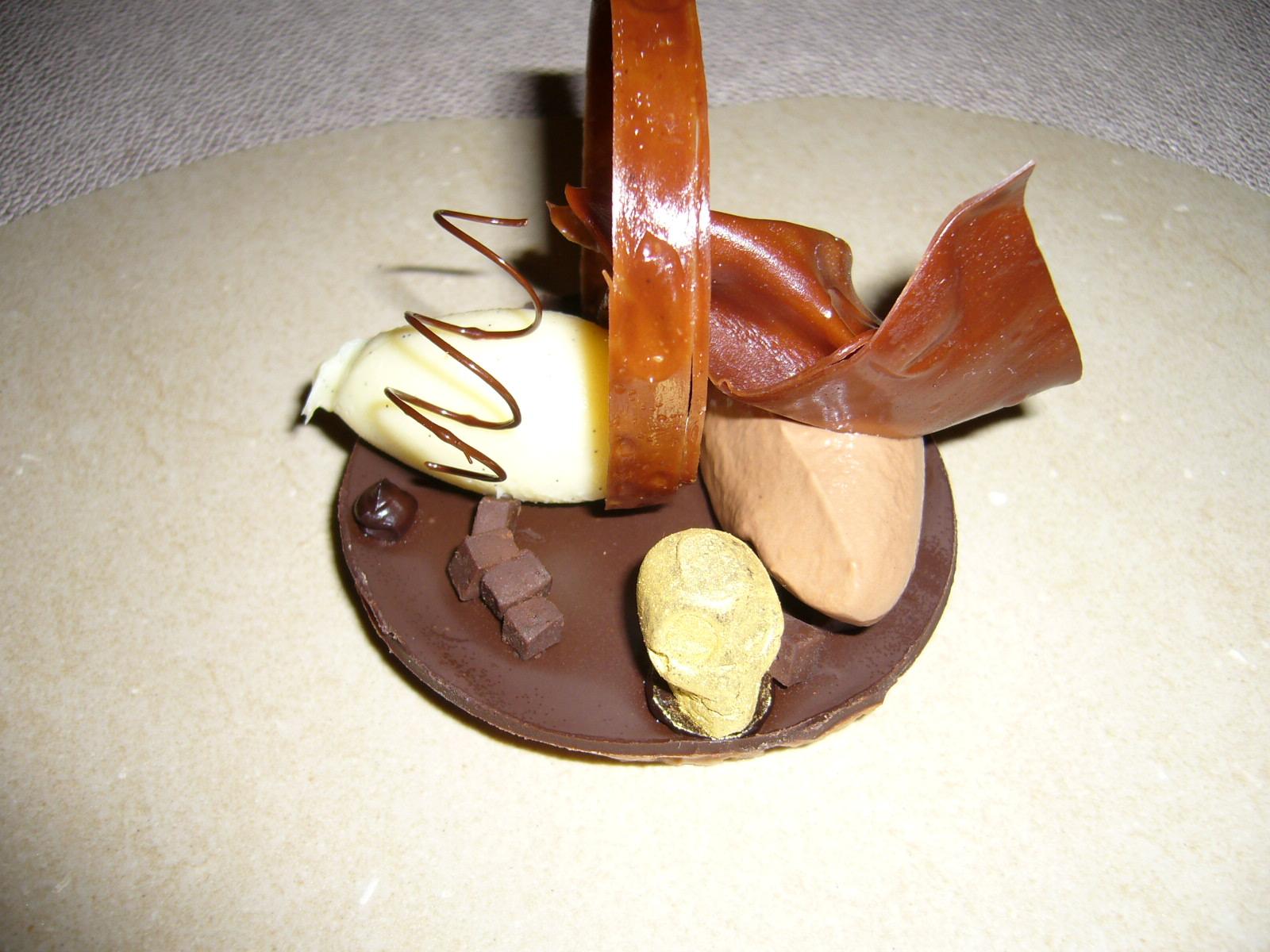 Restaurante Coque Pasión de chocolates