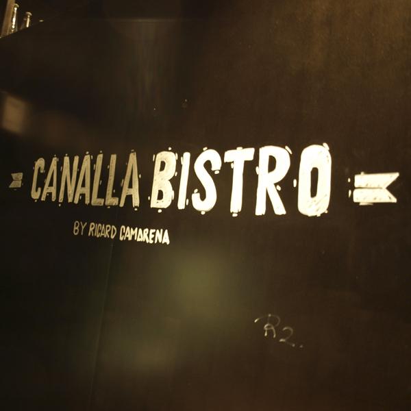 Restaurante Canalla Bistro Canalla Bistro by Ricard Camarena