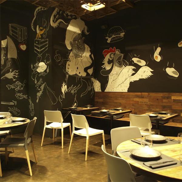 Restaurante en Valencia La cocina más canalla de Ricard Camarena