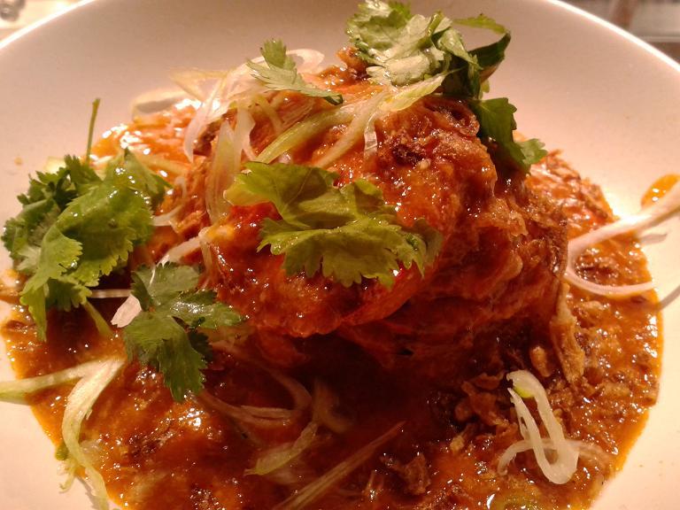 Restaurante StreetXO Chilli Crab