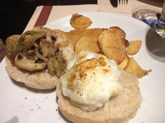 Restaurante Mesclat en Valencia