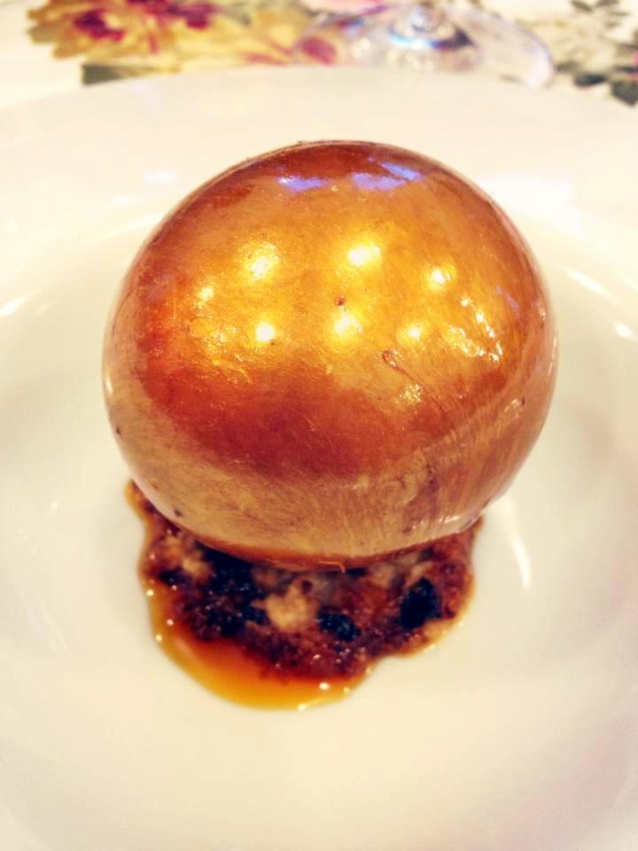 Restaurante en Illescas flan de caramelo