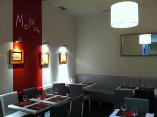 Restaurante Moma en Barcelona