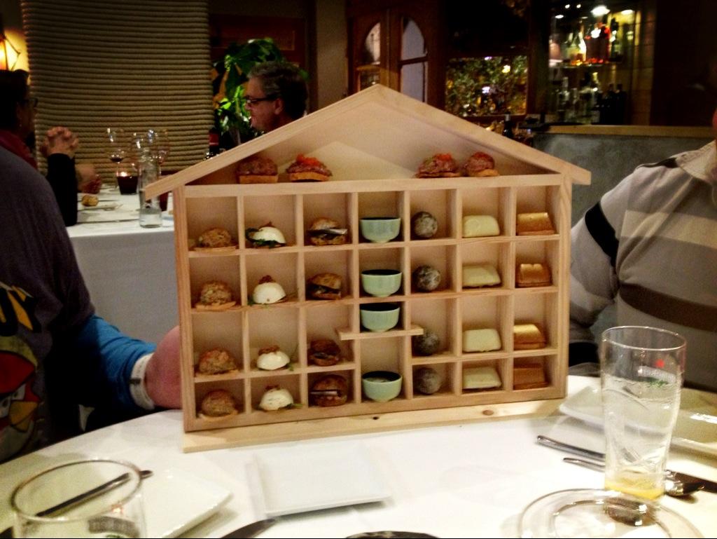 Restaurante en Valencia La casita de caramelos