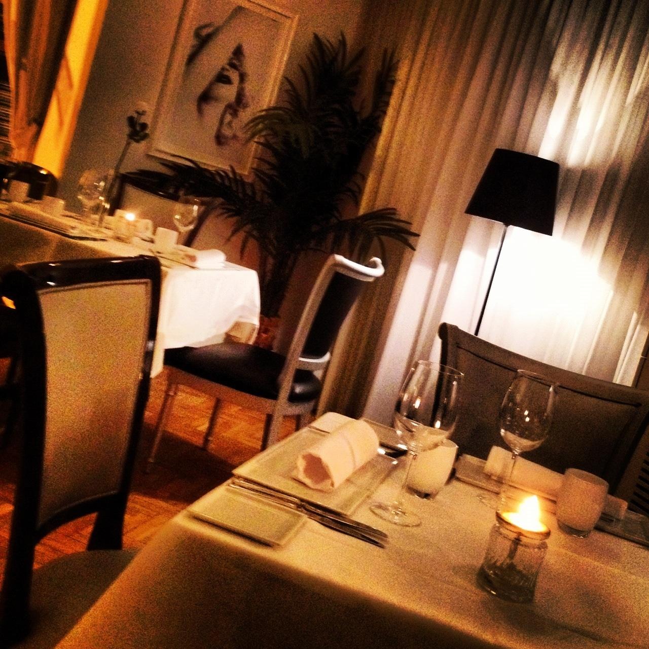 Restaurante en Valencia Espacio fantastico que recordaba a Paris