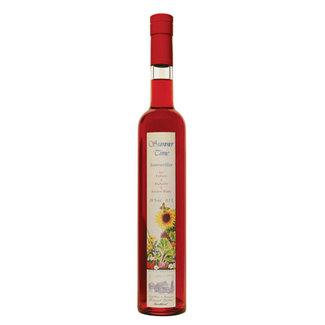 Summer time, Licor de fresa y ruibarbo