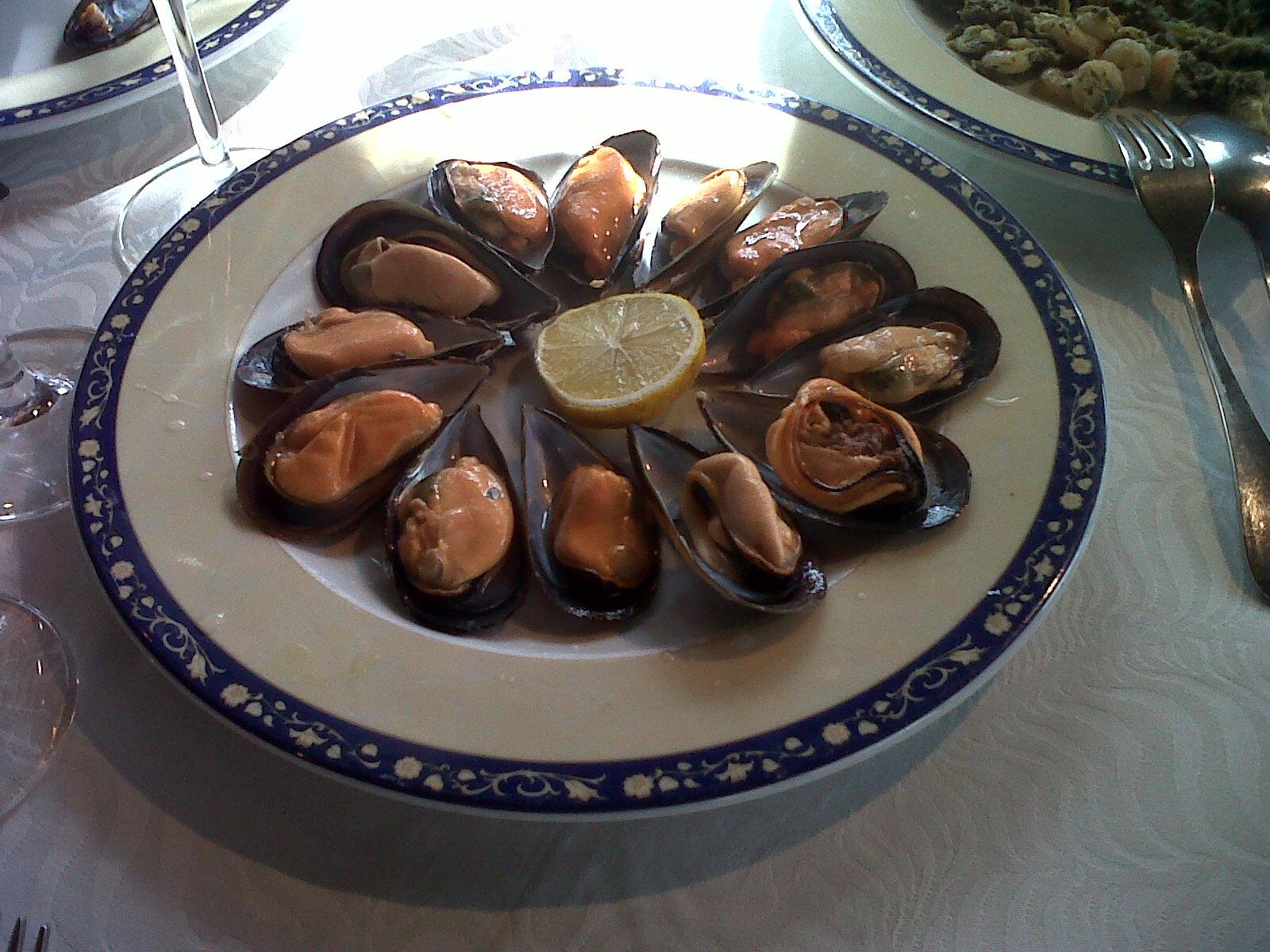 Restaurante O Castelo Mejillones