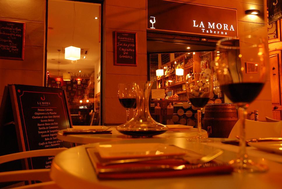 Restaurante en Valencia Terraza climatizada