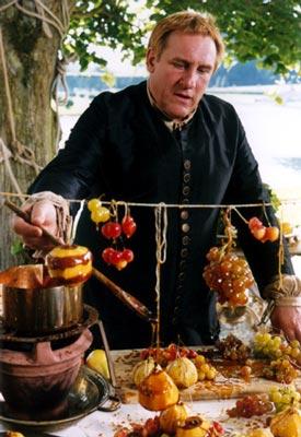 Vatel peliculas gastronomia