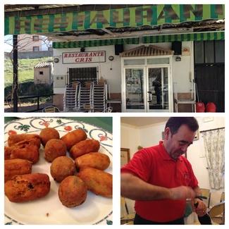 Restaurante Cris en Caudete de Las Fuentes