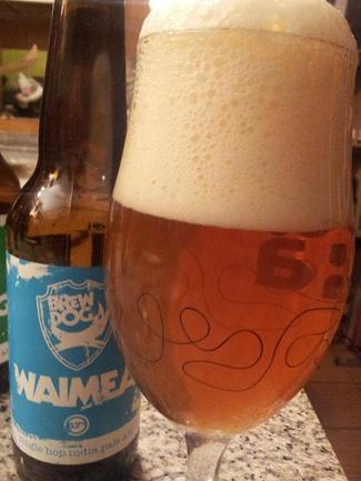 Brew Dog Ipa is Dead Waimea