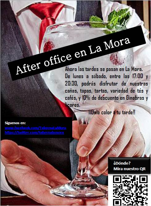 Restaurante Taberna La Mora After Office La Mora