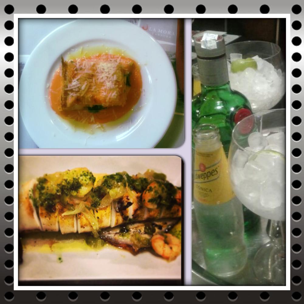 Restaurante en Valencia Platos