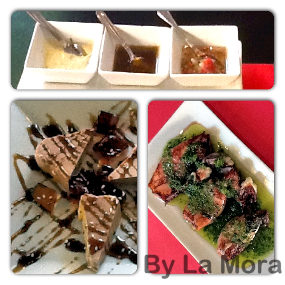 Restaurante Taberna La Mora Platos