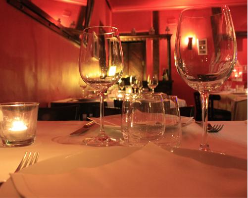 Restaurante Las Armonías de Palacio