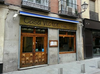 Restaurante Casa Víctor y Alba