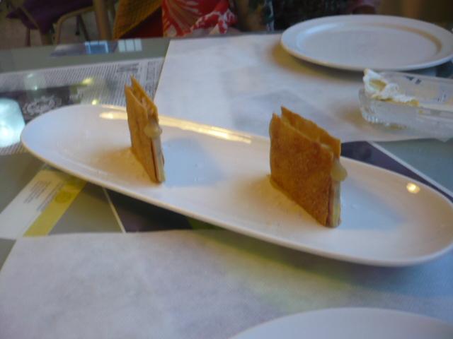 Restaurante El baret de Miquel Ruiz-cuiners Pastisset