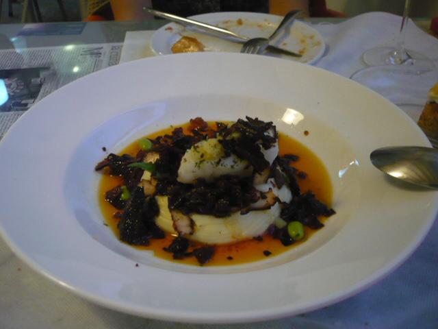 Restaurante en Denia Pericana
