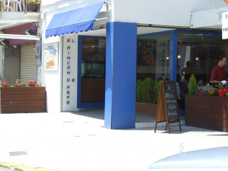 El Rincón de Pepe en Sitges