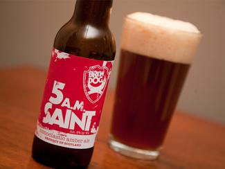 Brew Dog 5 A.M.Saint