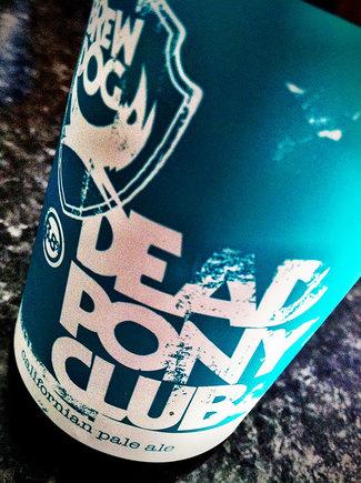 Brew Dog Dead Pony Club