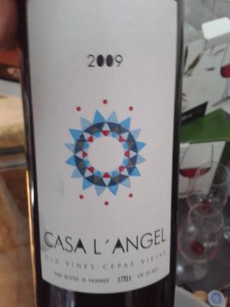 Casa l'Angel Cepas Viejas 2009
