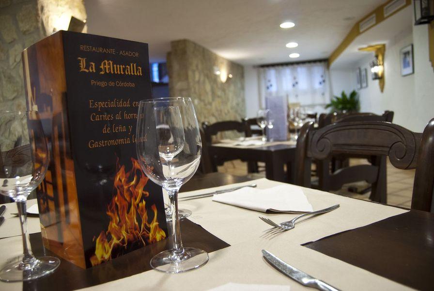 Restaurante Asador La Muralla Comedor