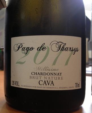 Pago de Tharsys Millesimé Chardonnay 2011