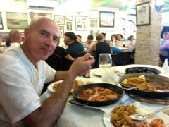 Restaurante La Genuina en Pinedo