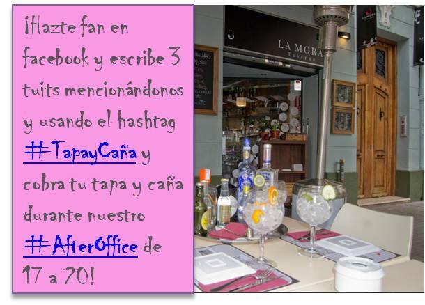 Taberna La Mora en Valencia