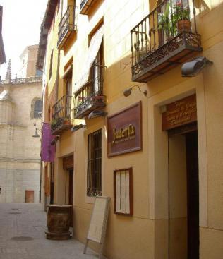Restaurante Restaurante Judería en Segovia